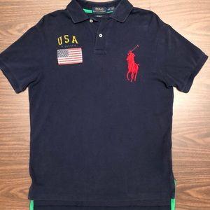 Men's Polo Ralph LaurenPolo Shirt Size-Medium